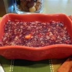 Pineapple Cranberry Relish