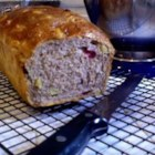 Cranberry Walnut Bread - Your bread machine makes this marvelous buttermilk bread laced with a whisper of cinnamon, and accented with fruit and nuts.  Try it toasted or plain.