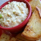 Artichoke Dip I - A friend at work made this and I had to have the recipe. It's so simple to make and sooo tasty. Plenty of cheese makes this a real treat on crackers or French bread.