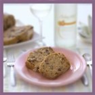 Applesauce Bread I - You 'll get two loaves of delicious bread made moist with applesauce, and sour cream or buttermilk.