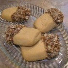 Brown Sugar Shortbread Cookies - As these cookies cool, they acquire an appealing crunch.