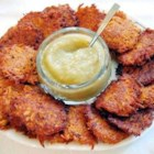 Sweet Potato Latkes - For a sweet and spicy version of potato pancakes, combine shredded sweet potatoes with eggs, brown sugar, flour, ground cloves and cinnamon. Form into patties and fry in oil until perfectly crispy. Try serving with butter, maple syrup or whipped cream.