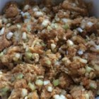 Great Grandma's Bread Stuffing - A traditional New England Bread Stuffing that makes enough stuffing for an 18 pound turkey.