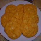Orange Cream Cookie Mix - Orange and vanilla flavored cookies that make a wonderful gift.