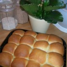 Homemade Pan Rolls - Try these tender dinner rolls when you have a group of guests to feed.