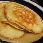 Veronica's Apple Pancakes - This delicious recipe is perfect for our Sabbath morning breakfast.  One recipe is never enough for my family.  The pancakes are always moist and nutritious.  I recommend these pancakes to be eaten with hot cinnamon syrup!