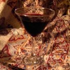 Vodka Blueberry Liqueur - Vodka, fresh blueberries and a li'l sugar go a long way in making this homemade liqueur.