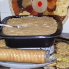 Tuna Cheese Dip - Easy to make, this tasty tuna and cheese dip goes well with flavored crackers or chips.