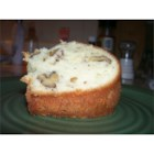 Pecan Pound Cake - Wonderfully moist cake.