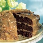 German Chocolate Cake Frosting - Coconut Pecan Frosting for German Chocolate Cake.