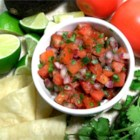 Pico de Gallo - This quick and easy pico de gallo is as an appetizer or addition to dinner.