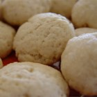 Italian Anisette Cookies - Old Italian recipe.