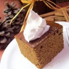 Favorite Old Fashioned Gingerbread - This is everyone's holiday favorite, even the busy cooks, because it is so easy to make.