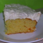 Quick Sunshine Cake - This recipe was given to me by a friend with whom I exchange recipes.  It is so moist and good.  Being a nurse,  I am always looking for quick easy recipes.