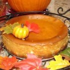 Pumpkin Cheesecake in a Gingersnap Crust  - Pumpkin cheesecake with ginger snap crust - an old classic recipe.