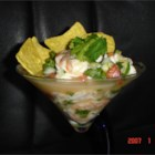 Javi's Really Real Mexican Ceviche - This recipe is one of my family's favorites. It can be served as a meal or as an appetizer, as it is normally served in most authentic Mexican restaurants.