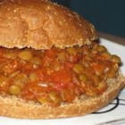Sloppy Sams - If you love the idea of Sloppy Joes, but you are a vegetarian - fear not!  Sloppy Sams are for you.  These yummy sandwiches are so good that even a child will eat them without question.