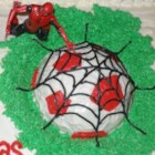 Soccer Ball Cake - Neat way to make a ball shaped cake. Perfect for birthday parties. Kids love it.