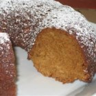 Apple Spice Cake - Very moist spicy sweet cake with chunks of tender apples and raisins.