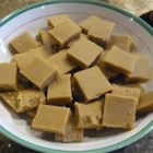 Sucre a la Creme - Sucre la creme is a traditional fudge from the Quebec province of Canada. The ingredients are simple and few, but the result is sweet and delightful! And because this recipe is cooked in the microwave, you're never too far from a quick sugar fix!