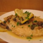 Chicken Piccata III - This spin on the original features the addition of mushrooms and artichokes in the lemony sauce.