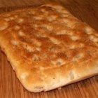 Bread Machine Focaccia - Make your own herb focaccia with dough mixed in the bread machine.