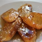 Pumpkin French Toast - Kids won't even notice the whole wheat bread in this cinnamon and nutmeg flavored breakfast treat.