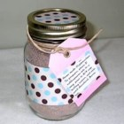Cappuccino Mix - Here is a homemade dry cappuccino mix in a jar. Make it for yourself, or give it as a gift.