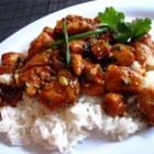 Kung Pao Chicken - Put some spice in your life with this restaurant favorite: chicken and peanuts in soy-sesame sauce with hot chili paste.