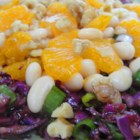 Confetti Salad by Jean Carper - A colorful, crispy dish packed with powerful cancer fighters, including folic acid.