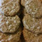 Macadamia  Coconut Icebox Cookies