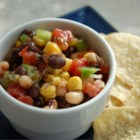 Spicy Bean Salsa Recipe