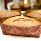 Banana Bread IV -  You get two loaves of dense and nutty bread.  This recipe also calls for vanilla for heightened flavor.