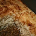 Breakfast Cake - An easy to make coffee cake flavored with vanilla, brown sugar and cinnamon.