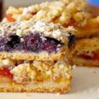 Photo of: Blueberry Crumb Bars - Recipe of the Day