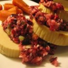 Cranberry Salsa - Try this tart and spicy twist on cranberries for the holidays.