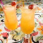 New Orleans Hurricane - 151 proof rum floats on the top of this potent fruit-and-citrus drink--so don't let the initial mellow taste fool you.