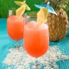 Bahama Mama - A delicious tropical adult drink!