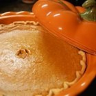 Cindy's Pumpkin Pie - This pumpkin pie recipe uses melted ice cream instead of evaporated milk. The result is delicious. I have never brought home leftovers of this pie. I recommend using fresh pumpkin, but canned pumpkin can also be used.