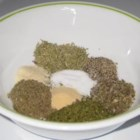 Poultry Seasoning - This seasoning mixture is good with pork, fish, chicken and turkey. Originally submitted to ThanksgivingRecipe.com.