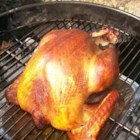 The Greatest Grilled Turkey - Grilled turkey is a tender, juicy holiday treat!