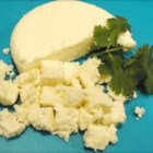 Paneer (Home Made) - Paneer is an essential ingrediant in Indian cooking. Often people substitue riccotta or some other kind of cheese. But they never taste the same and paneer is so easy to make. With this simple recipe, you'll give true Indian authenticity to all your dishes.