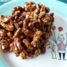 Chocolate Puffed Wheat Squares - MMMMMM... mom, can we have some more?  A deliciously chocolaty square that packs well in little one's lunches.. (big one's too!).  Enjoy!