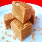 Easiest Peanut Butter Fudge - Peanut butter, brown sugar, butter, milk, confectioners' sugar and vanilla are the ingredients in this easy fudge.