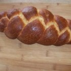 Honey Whole Wheat Challah - A traditional braided challah has the  sweet, hearty taste of whole wheat and honey.