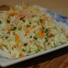 Ginger-Cabbage Salad - Recent research shows that it's health-savvy to sprinkle herbs and spices in your food all year long. Inspired by a salad at Spices restaurant, Washington, D.C.