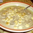 Mom's Oyster Stew - Oyster stew is whipped up in a matter of minutes. The fresher the oysters, the better the flavor. A fresh tasty, savory version that's sure to please.