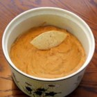 Ranch Bean Dip - Packaged ranch-dressing mix discreetly perks up this bean and cheese puree.