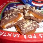 Chocolate Caramel Candy - A wonderful Thanksgiving or Christmas treat! Originally submitted to ThanksgivingRecipe.com.