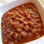 Cowpoke Beans - This recipe was used by a chef I worked for and still enjoy feeding to my crew at home. This was served as a side dish for a Mardi Gras feast. You can also make this for vegetarian by omitting the bacon. A little of the favor is missing, but it still has a kick.